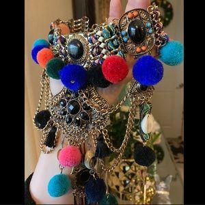 Jewelry - Afghan/Pakistani Kuchi Choker Necklace